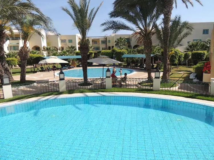 Отели Туниса с аквапарком, Suites Hotel Les Charmilles & Spa