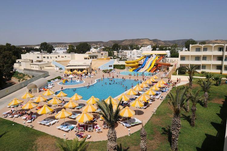 Отели Туниса с аквапарком, Omar Khayam Club