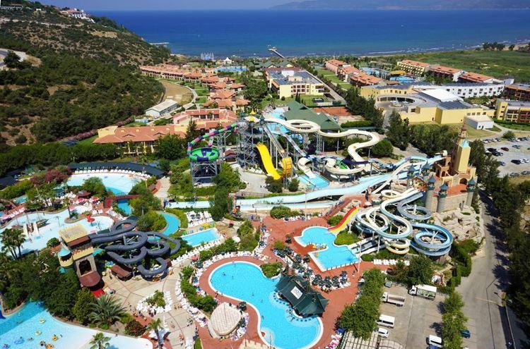Отель Турции с аквапарком Aqua Fantasy Aquapark Hotel & Spa (5 звёзд)