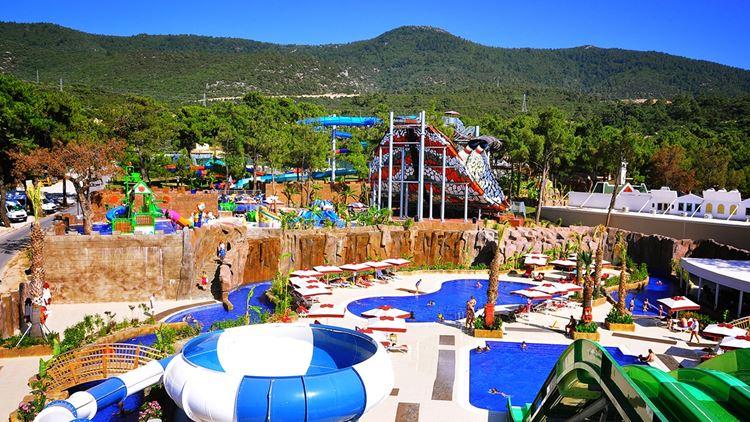 Отель Турции с аквапарком Vogue Hotel Bodrum (5 звёзд)