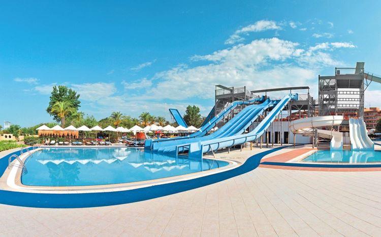 Отель Турции с водными горками Tui Magiclife Waterworld (Белек)