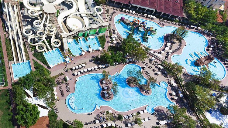 Отель Турции с аквапарком Güral Premier Belek (5 звёзд)