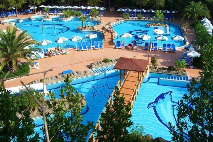 Отель Турции с водными горками Güral Premier Belek (Белек)