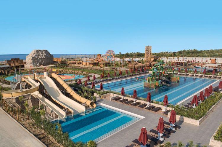 Отель Турции с аквапарком Aska Lara Resort & Spa (5 звёзд)