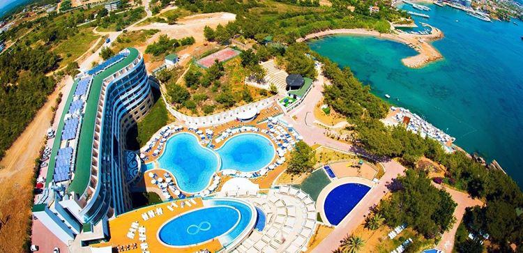 Отель Турции с аквапарком Water Planet Hotel & Aquapark (4 звезды)