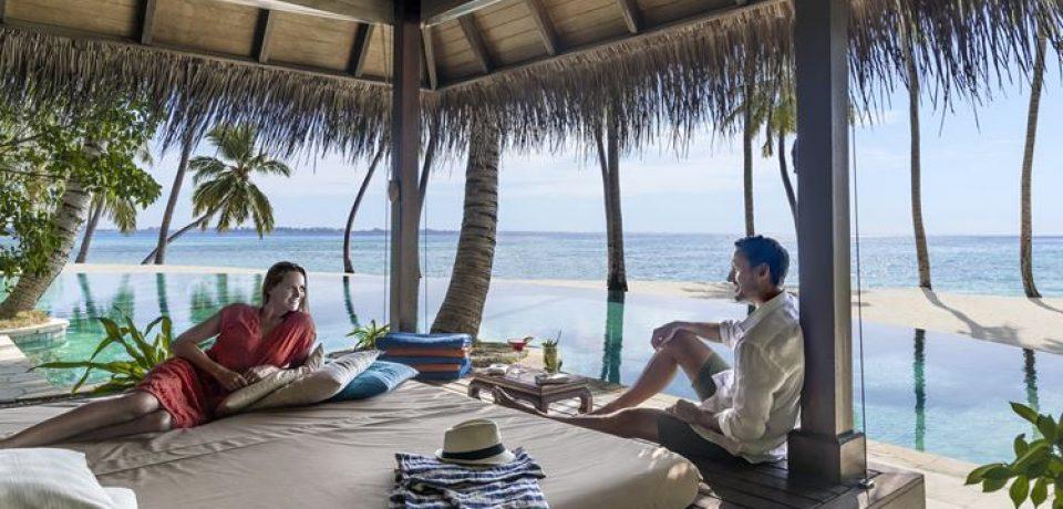 Всё включено по-мальдивски: предложение отеля Shangri-La`s Villingili Resort & Spa