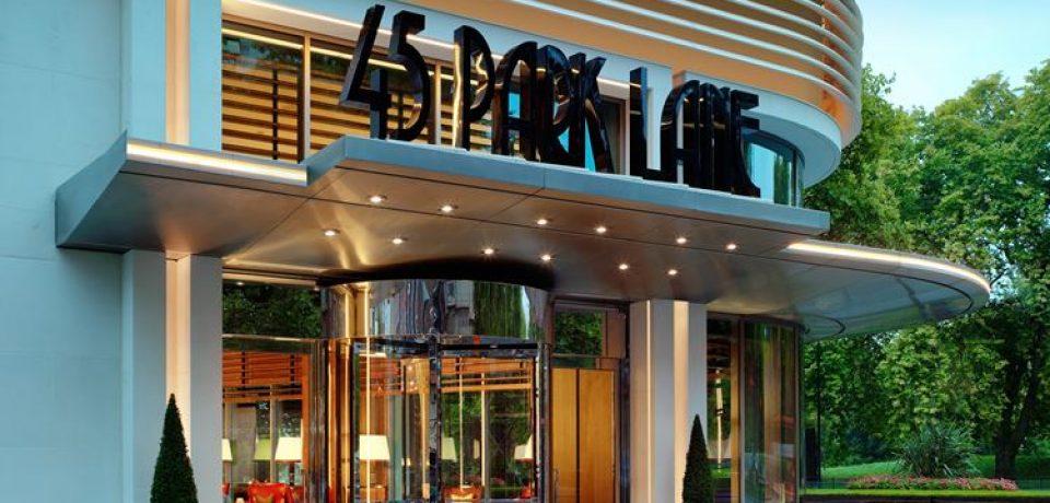 Вольфганг Пак откроет pop up ресторан в лондонском отеле 45 Park Lane