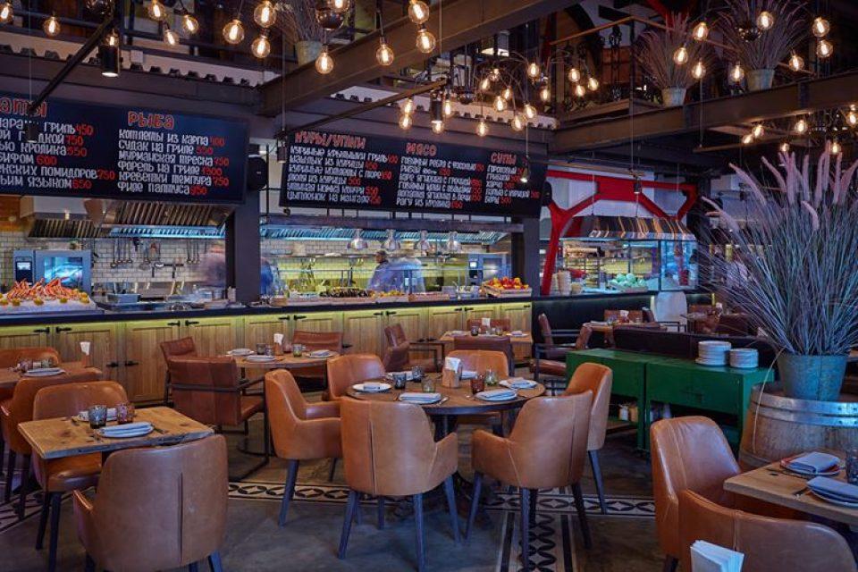 Ресторан Valenok приглашает на детские выходные