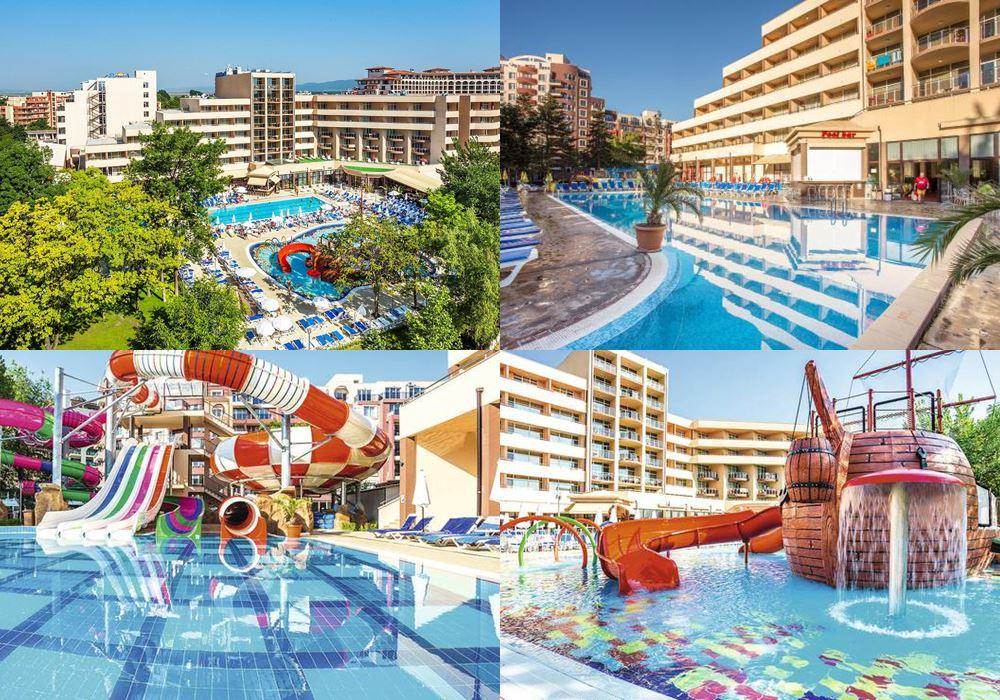 Отели Болгарии с аквапарком: Hotel Laguna Park (Солнечный берег)