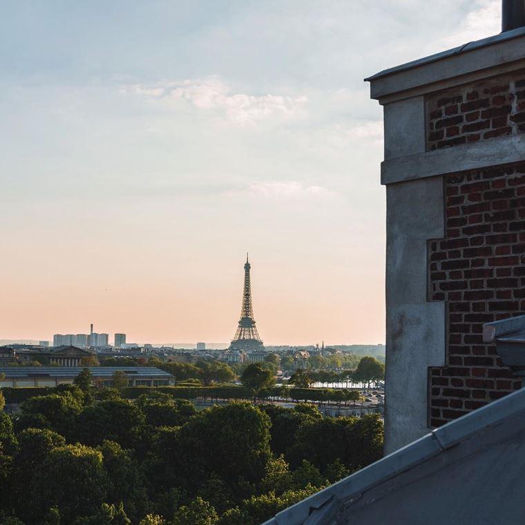 Отели Парижа с видом на Эйфелеву башню: The Westin Paris Vendôme