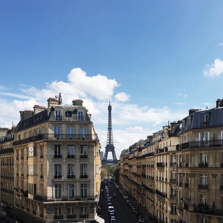 Отели Парижа с видом на Эйфелеву башню: Le Metropolitan (a Tribute Portfolio Hotel)