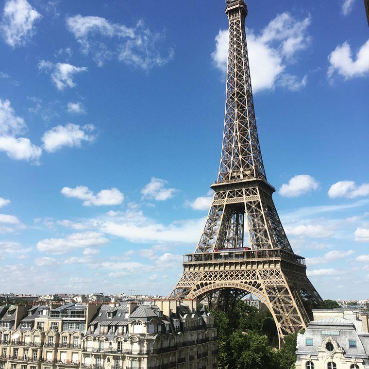 Отели Парижа с видом на Эйфелеву башню: Pullman Paris Tour Eiffel
