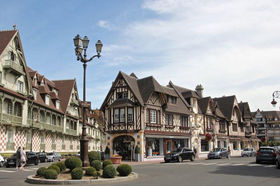 Города северной Франции на побережье Ла-Манша