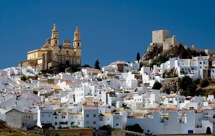 Города Испании на побережье Атлантического океана - Кадис