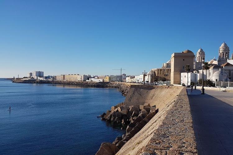 Города Испании на побережье Атлантического океана - Эль Пуэрто де Санта Мария