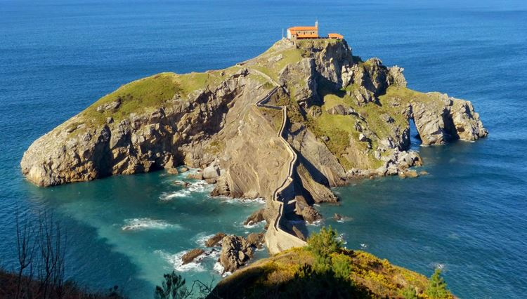 Города Испании на побережье Атлантического океана - Бермео