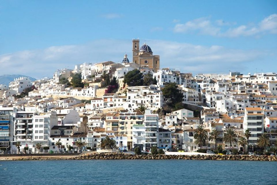 Курортные города Испании на побережье Средиземного моря