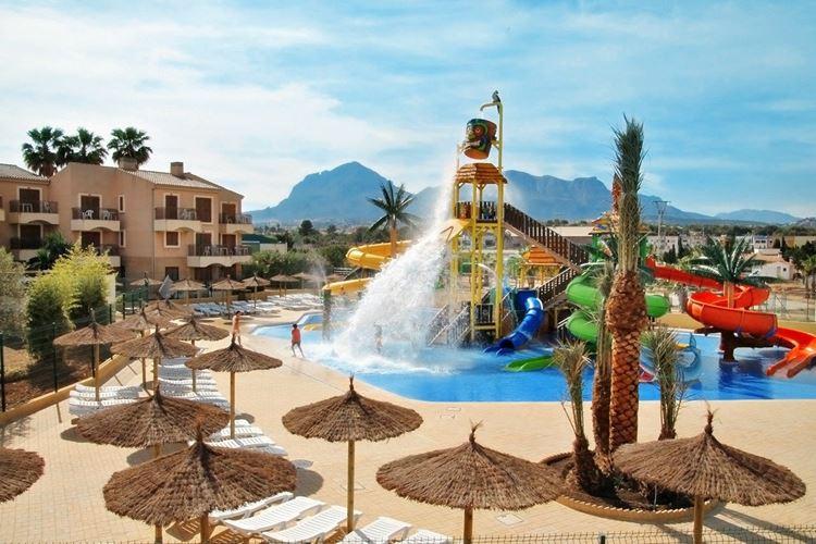 Отель Испании с аквапарком Albir Garden Resort (Альбир/Коста Брава)