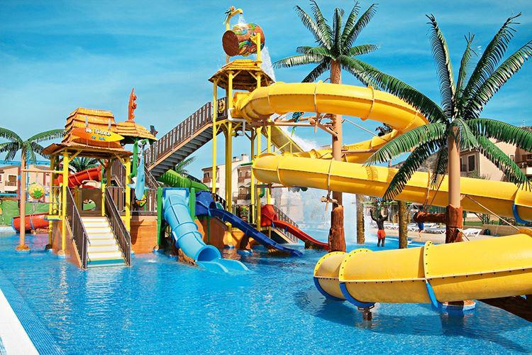 Отель Испании с водными горками Albir Garden Resort (Альбир/Коста Брава)