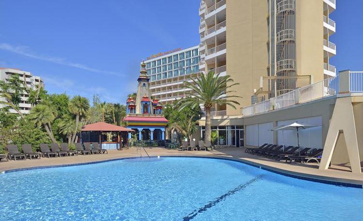 Отель Испании с аквапарком Hotel Sol Katmandu Park & Resort (Майорка/Магалуф)