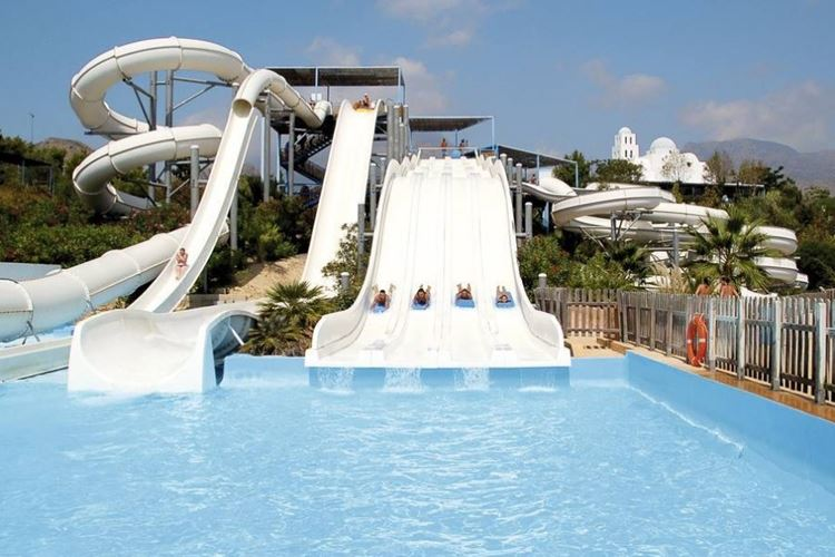Отель Испании с аквапарком Magic Natura Animal (Бенидорм/Коста Бланка)