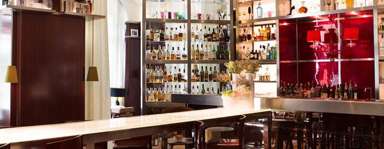 Le Bar Long Le Royal Monceau-Raffles Paris