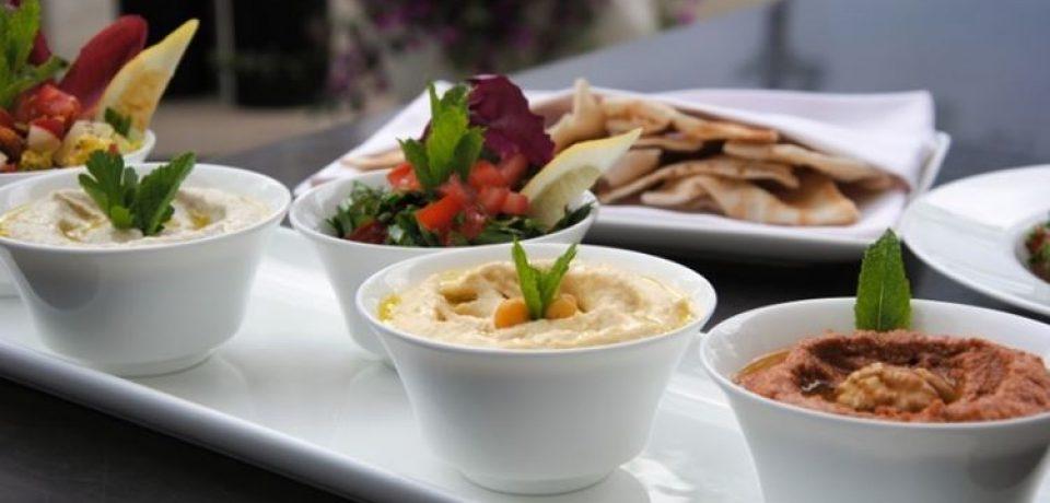 Знакомство с ливанской кухней в отеле The Dolder Grand в Цюрихе