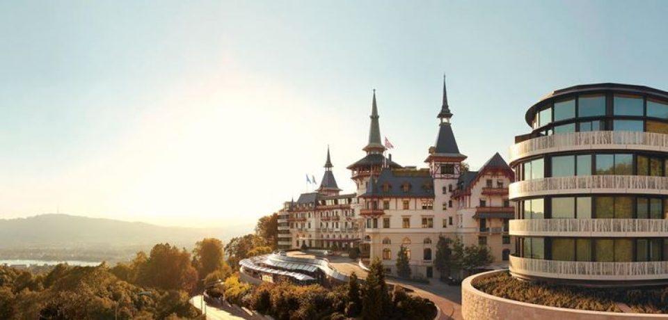 Осеннее путешествие в Цюрих с отелем The Dolder Grand