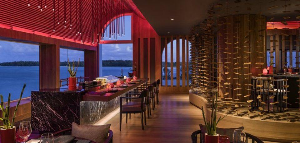 Shangri-La's Le Touessrok Resort & Spa (Маврикий) приветствует нового шеф-повара