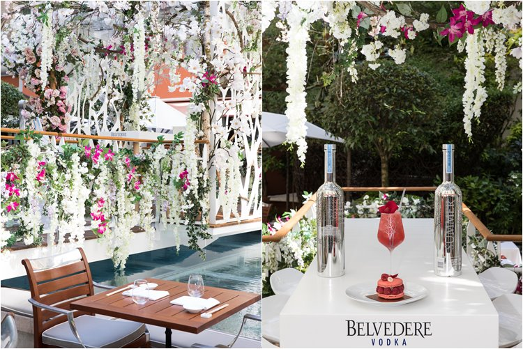 Коктейли в зимнем саду Belvedere в отеле Le Royal Monceau – Raffles Paris