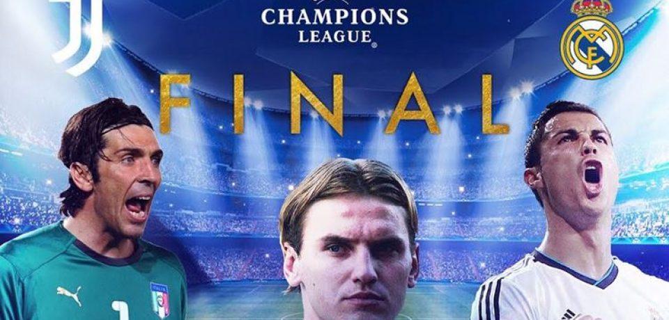 Ресторан MODUS приглашает на финал Лиги Чемпионов с Дмитрием Булыкиным