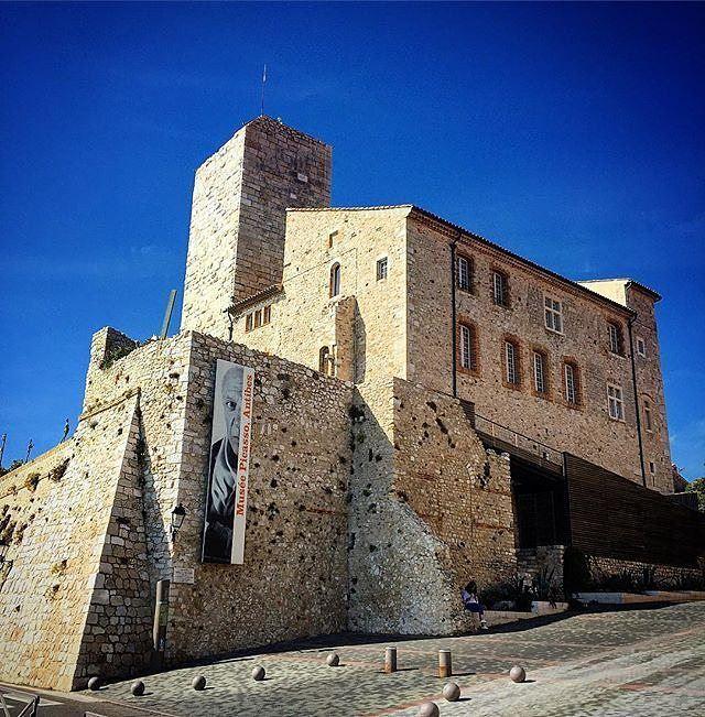Города южной Франции на побережье Средиземного моря: Антиб