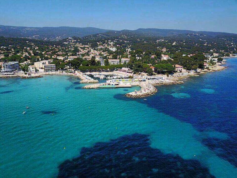 Города южной Франции на побережье Средиземного моря: Ла-Сьота