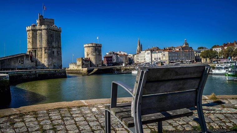 Города западной Франции на побережье Атлантического океана: Ла-Рошель