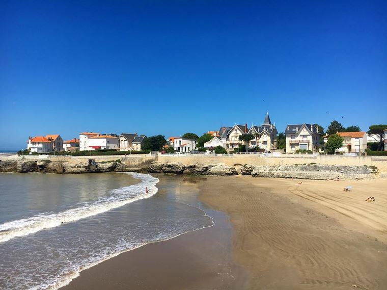 Города западной Франции на побережье Атлантического океана: Руайан