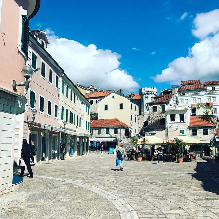 Курортные города Черногории на побережье: Херцег – Нови