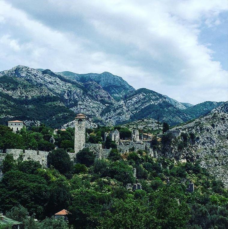 Курортные города Черногории на побережье: Бар