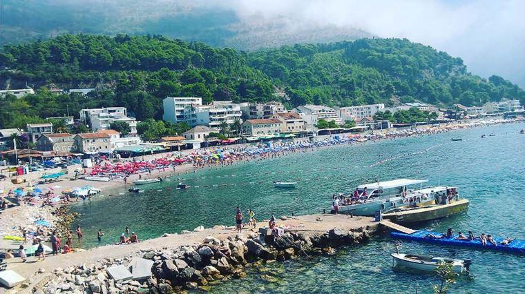 Курортные города Черногории на побережье: Сутоморе