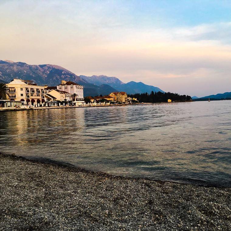 Курортные города Черногории на побережье: Петровац