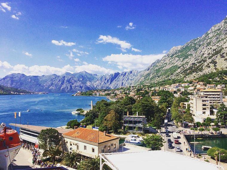Курортные города Черногории на побережье: Котор