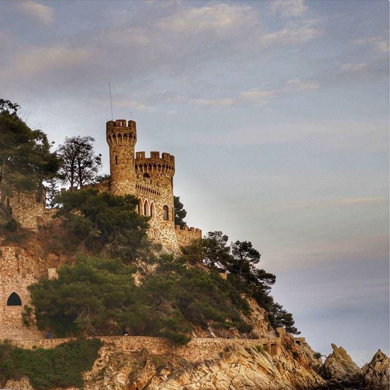 Курортные города Испании на побережье Средиземного моря: Льорет-де-Мар