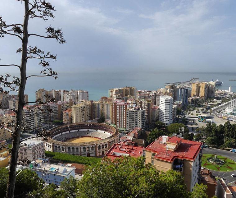 Курортные города Испании на побережье Средиземного моря: Малага