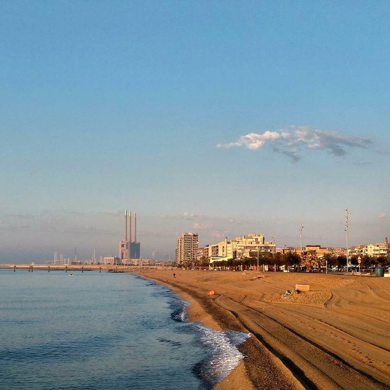 Курортные города Испании на побережье Средиземного моря: Бадалона