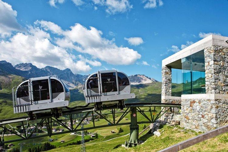 Tschuggen Grand Hotel открывает летний сезон в Арозе