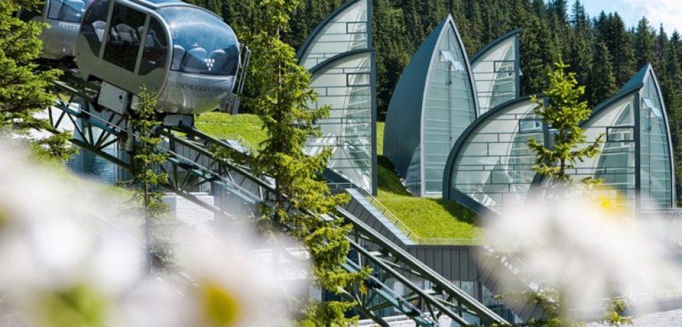 Летний сезон-2018 в Альпах с отелем Tschuggen Grand Hotel