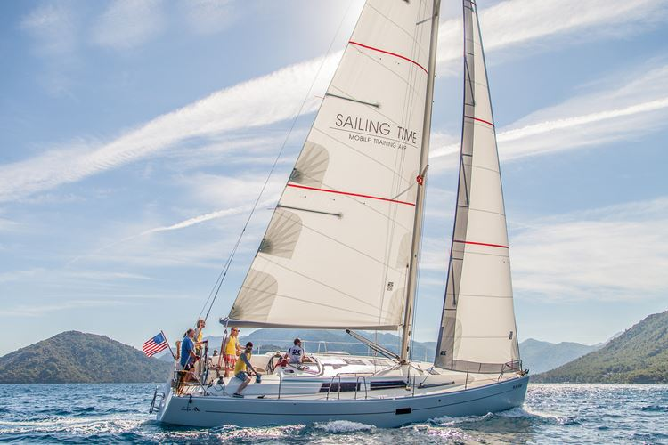 Sailing Time – видеоуроки яхтинга