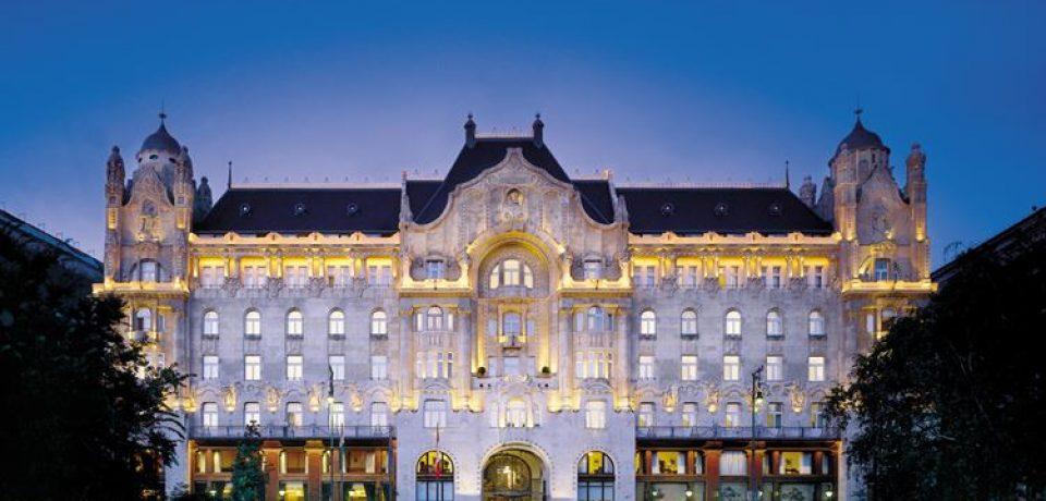 Four Seasons Hotel Gresham Palace Budapest и BMW Венгрия объединяют силы