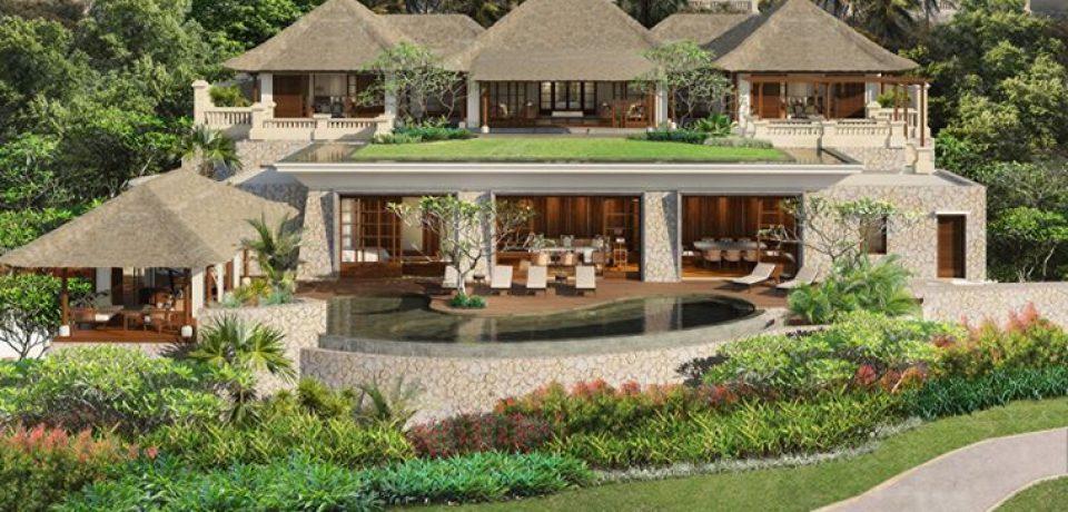 Four Seasons Resort Bali at Jimbaran Bay открылся после реновации