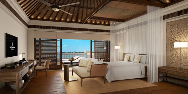 Four Seasons Resort Bali at Jimbaran Bay - двухместный номер в вилле