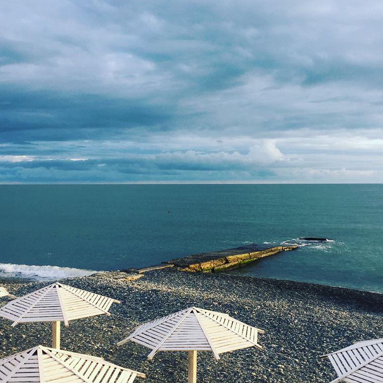Города-курорты черноморского побережья: Адлер